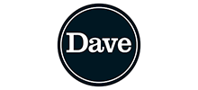 A logo of Dave a client of Astery